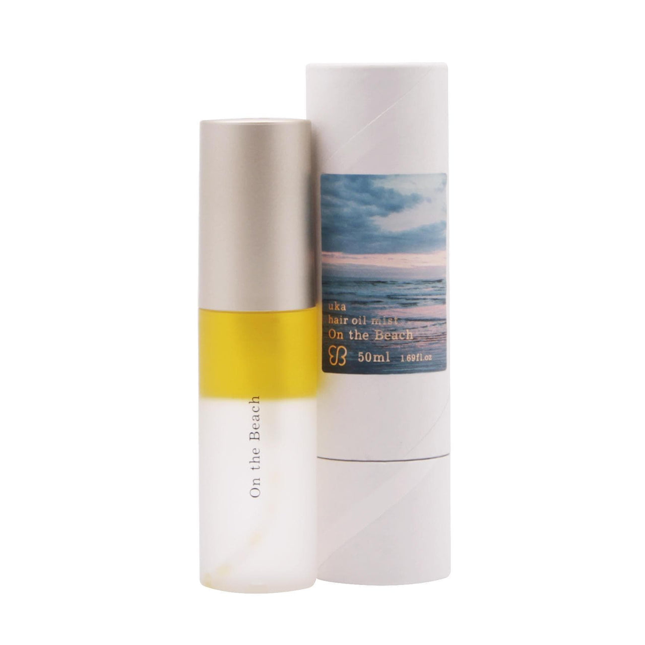 uka Hair On the Beach Hair Oil Mist with UV Protection