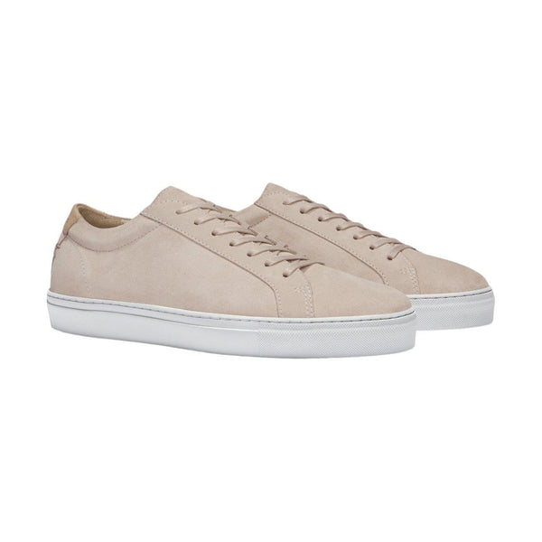 UNIFORM STANDARD Footwear Women's SERIES 1 Blush Suede Sneaker