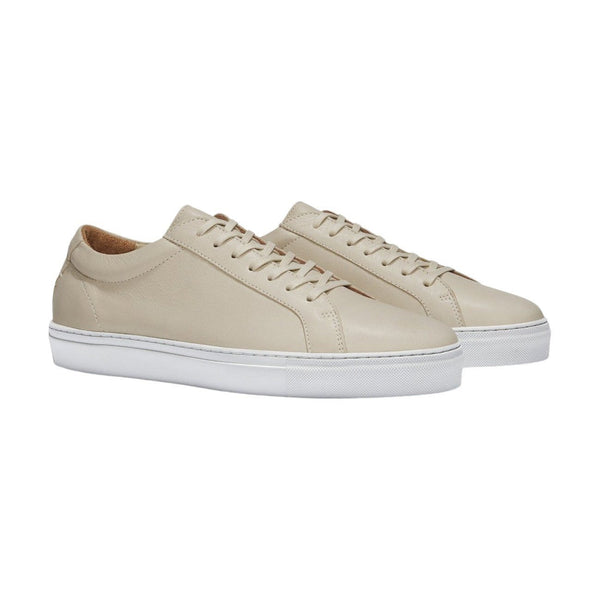 UNIFORM STANDARD Footwear Women's SERIES 1 Double Nude Leather Sneaker