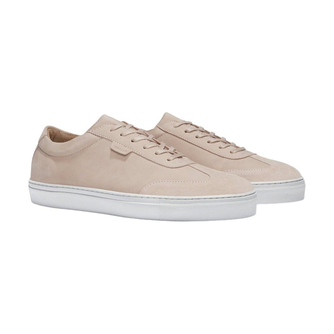 UNIFORM STANDARD Footwear Women's SERIES 3 Blush Nubuck Sneaker