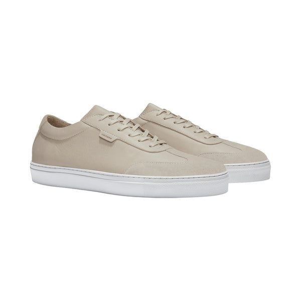UNIFORM STANDARD Shoes Women's SERIES 3 Nude Leather Sneaker