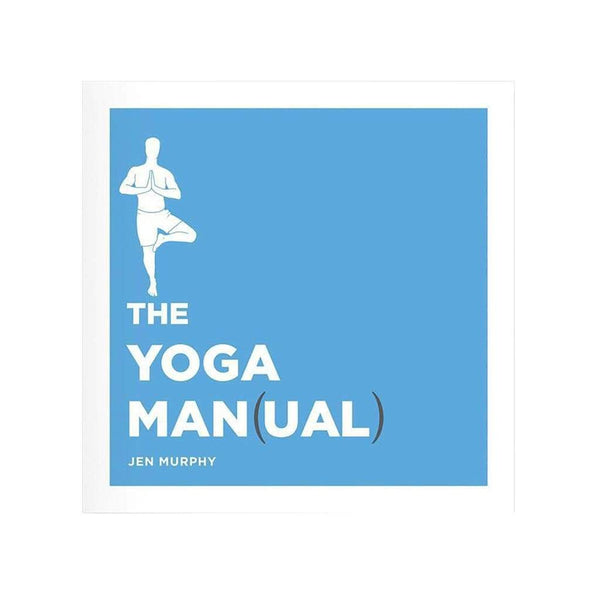 w&p Yoga The Yoga Man(ual) by Jen Murphy
