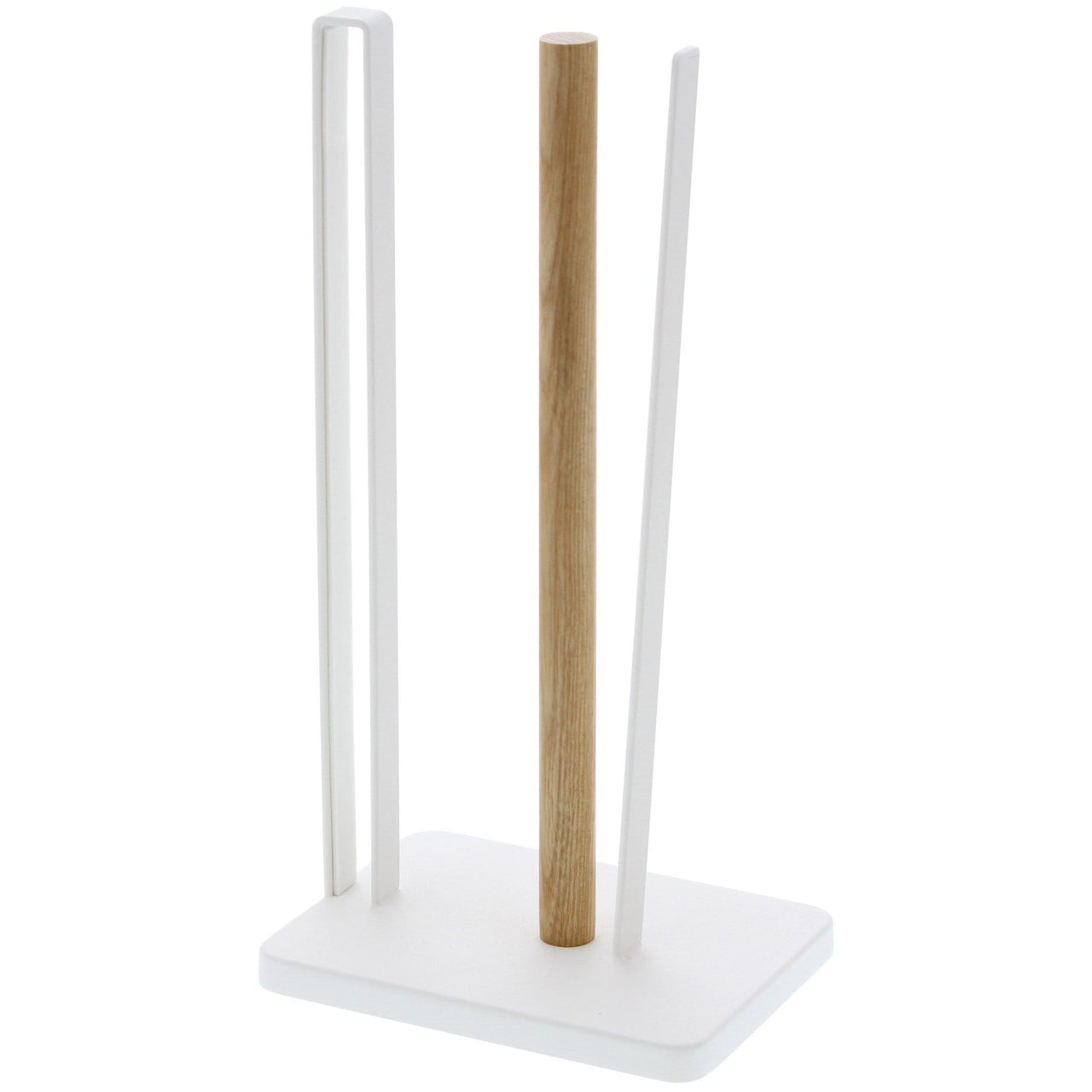 Yamazaki Home Kitchen Organization Tosca One-Handed Paper Towel Holder