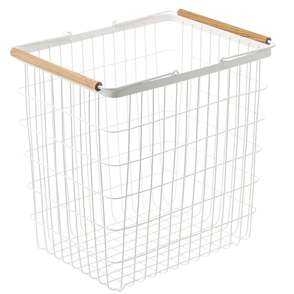 Yamazaki Home Organization & Storage Tosca Wire Laundry Basket