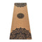 Yoga Design Lab Yoga Mandala Black 1.5mm Travel Cork Yoga Mat