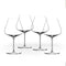 Zalto Drinkware Hand-Blown Burgundy Wine Glasses