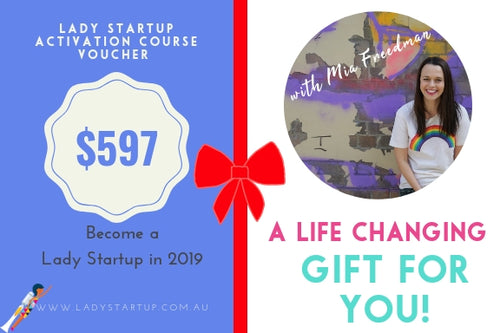 Lady Startup Activation Course Voucher 2019