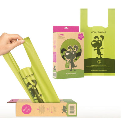 Bio-Based Dog Poo Bags - Subscription 40% OFF This Week Only