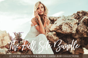 The Full Site Bundle - 23 Lightroom & ACR Preset Collections
