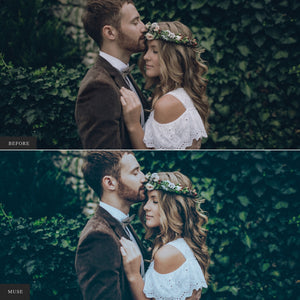 Muse - Lightroom & ACR Presets
