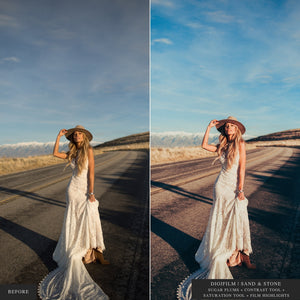 DigiFilm | Sand & Stone - Lightroom & ACR Presets