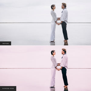Powder Pink - Lightroom & ACR Presets