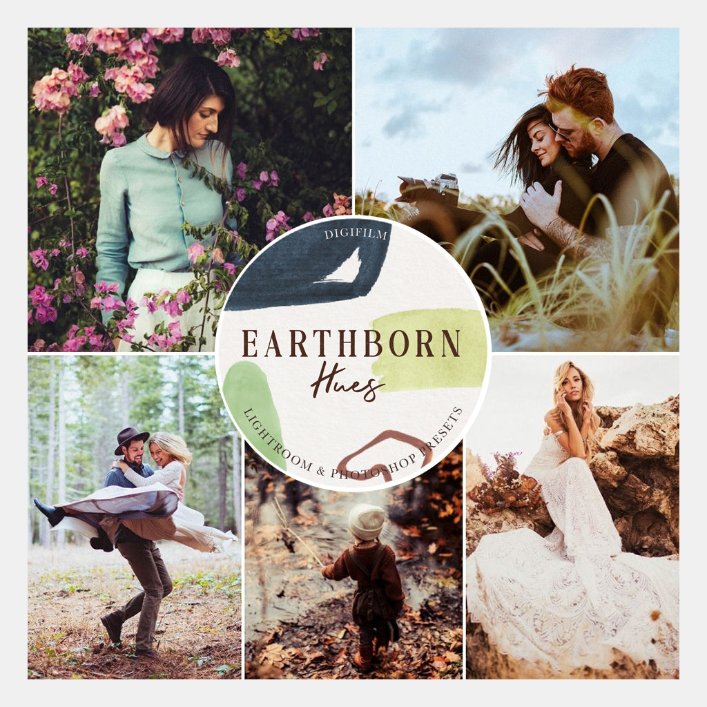 DigiFilm | Earthborn Hues - Lightroom & ACR Presets