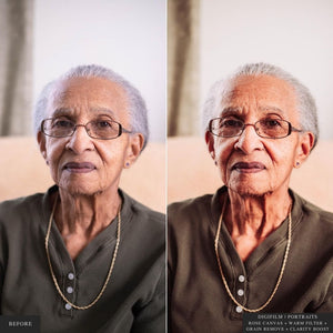 DigiFilm | Portraits - Lightroom & ACR Presets