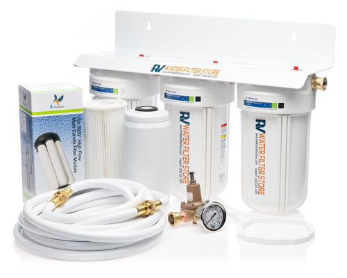 South of the Border Water Filtration System - Total Solution
