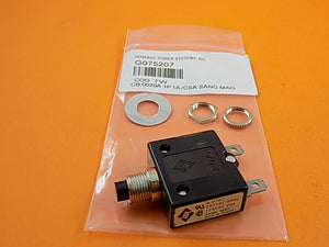 Generac G075207 OEM RV Circuit Breaker 20AMP Pop-Out Type - Easy Installation - AnyRvParts.com