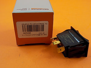Generac 075208 Start Stop Rocker Switch 3 Pole (PWY) - AnyRvParts.com