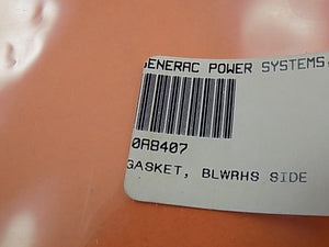 Generac 0A8407 Blower Housing Gasket (PWY) - AnyRvParts.com