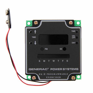 Generac 0A8637 OEM RV Generator Mk3 Exerciser Assembly - Circuit Board Fitted - AnyRvParts.com