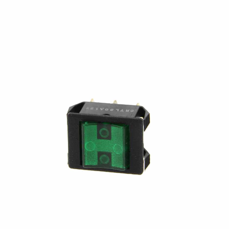Generac 0A9553 OEM RV Start/Stop Remote Panel Rocker Switch - Replacement Part - AnyRvParts.com
