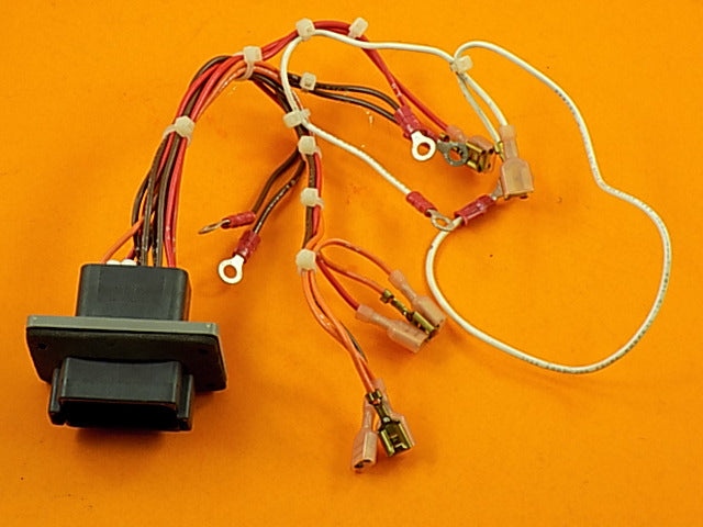 Generac 0C6712 HARNESS RV Remote Connector ON Generator (PWY) - AnyRvParts.com