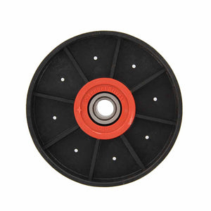 "Generac 0C8646 OEM RV Generator 4.5"" Rotor/Stator Flat Pulley - Unit Configured - AnyRvParts.com"
