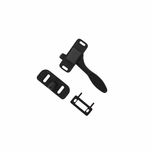 Fleetwood 133489 OEM RV Screen Door Lever Right Hand Latch - Exterior Fitting - AnyRvParts.com