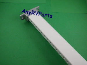 "DOMETIC 3310325000B RV AWNING Adjustable Arm 57"", Replaces 3309993032B Polar White (PWY) - AnyRvParts.com"