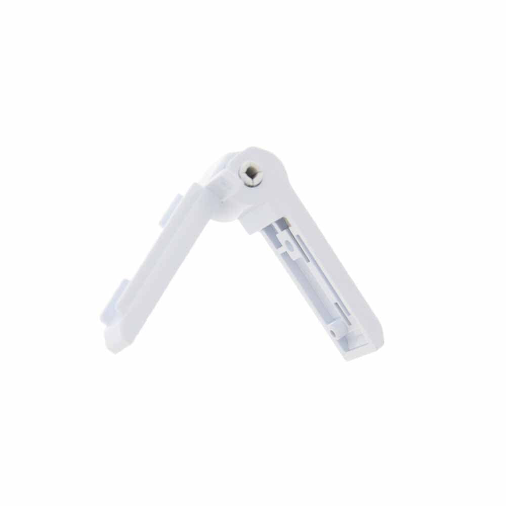 Dometic 2412125003 OEM RV Refrigerator Freezer Door Compartment Hinge Assembly - AnyRvParts.com