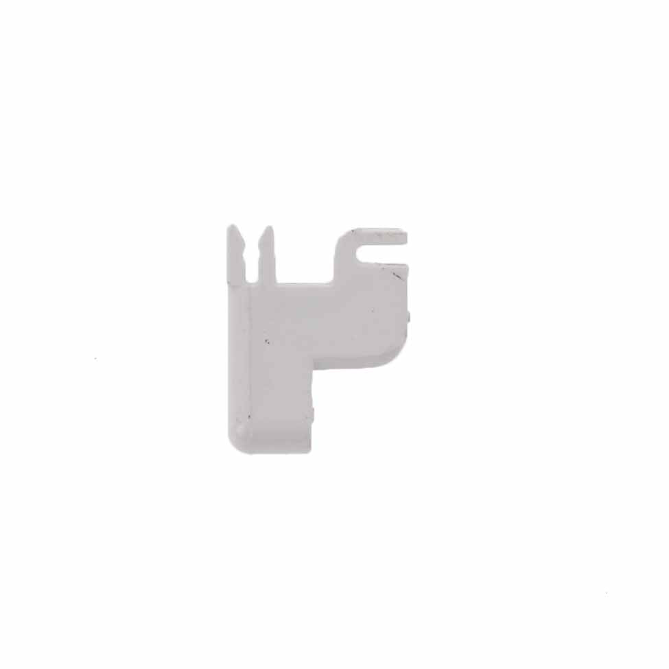 Dometic 2930693045 OEM RV Refrigerator Wire Rack Shelf Retainer Clip - White - AnyRvParts.com