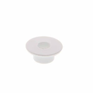 Dometic 2932103019 OEM RV Refrigerator Flat Head White Left Side Shelf Plug - AnyRvParts.com