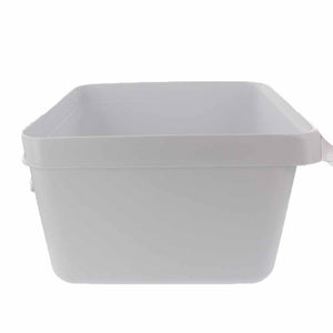 Dometic 2932621010 OEM RV Refrigerator Crisper Bin - Appliance Configured, White Replaces 2932621028 - AnyRvParts.com