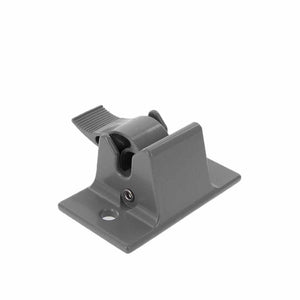 Dometic 3104653.005 OEM RV Bottom Mounting Bracket Assembly - A&E Awning Unit Configured Gray - AnyRvParts.com