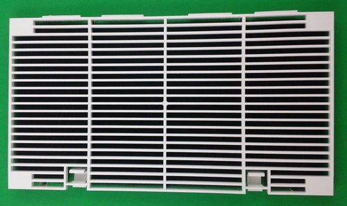 Dometic 3104928.019 OEM RV Ducted Duo-Therm Air Conditioner Grille with Air Filter - Quick Cooling - Polar White