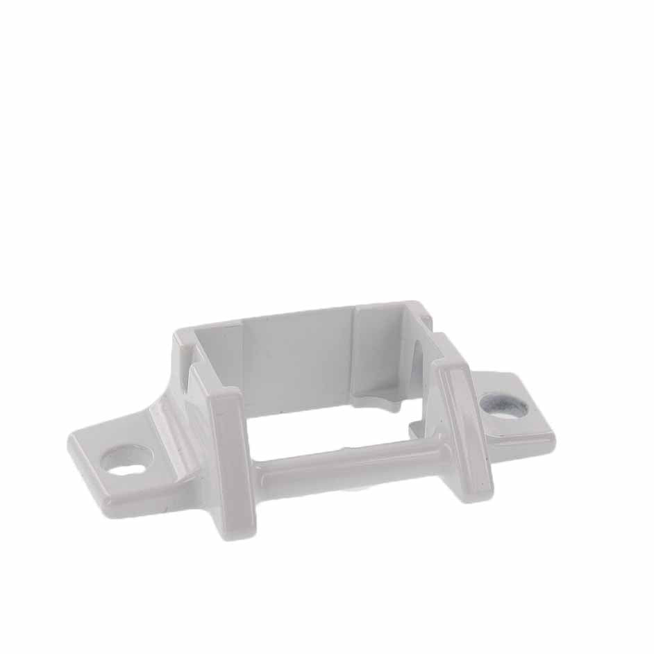 Dometic 3310811009B OEM RV Awning White Lower Arm Bracket Foot Assembly Kit - AnyRvParts.com