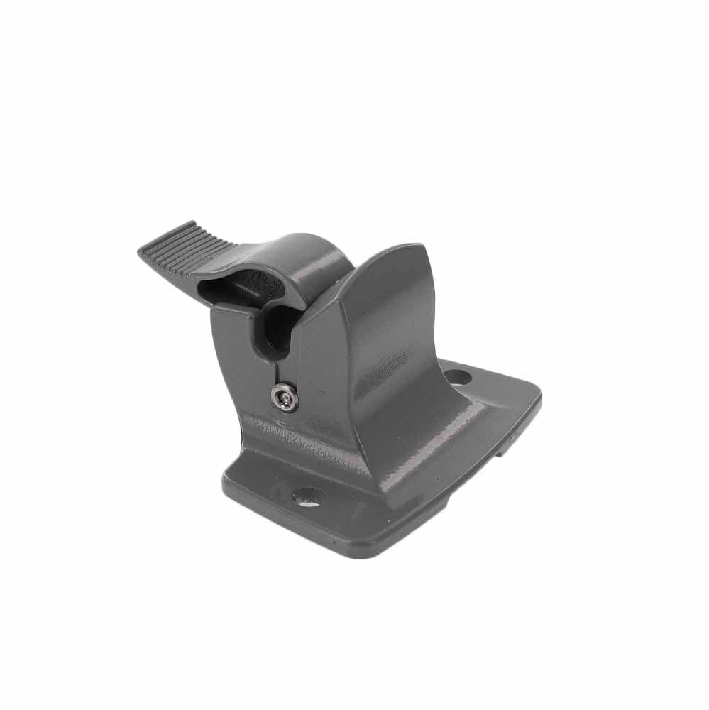 Dometic A&E 3314067.004M OEM RV Awning Bottom Wall Bracket - Genuine - Gray - AnyRvParts.com