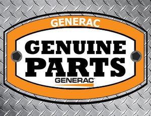Generac 0H0116 DECAL WARN HOT Exhaust TRILING