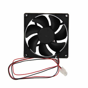 "Dometic 3851183016 OEM RV Refrigerator Fan - 3.625"" x 3.625"", Accessory Part RM1350 - AnyRvParts.com"