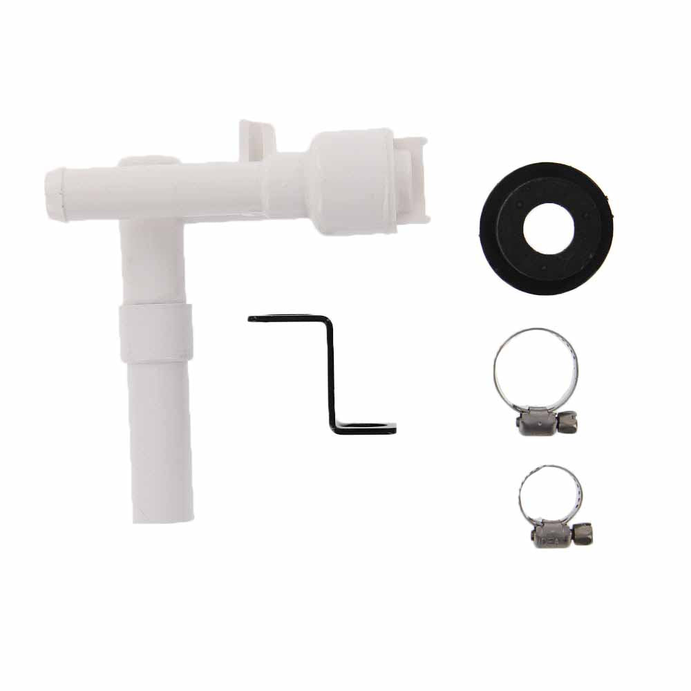 Dometic Sealand 385230325 OEM RV Toilet Vacuum Breaker w/ Extension & Hand Spray - AnyRvParts.com