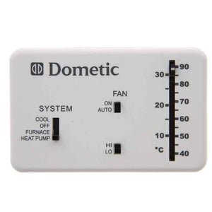 Dometic 3106995040 Duo Therm Thermostat with Heat Pump, Cooling and Heating - AnyRvParts.com