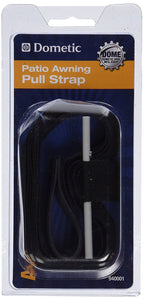 Dometic A&E 940001 OEM RV Patio Awning Pull Strap - Authentic Replacement Part - 94 Inches, Black - AnyRvParts.com