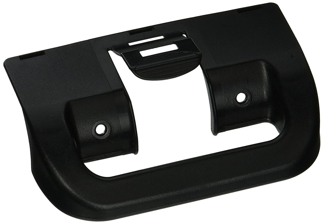 Dometic 2932094044 OEM RV Refrigerator Service Door Handle Replacement Part - Black - AnyRvParts.com