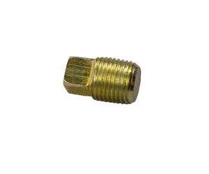 Generac 026073 G026073 Generator Oil Drain Plug QP75D 1/8 Standard Pipe Thread Steel Square Head