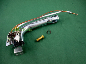 SUBURBAN 520564 WATER HEATER  BURNER ASSY. (PWY) - AnyRvParts.com