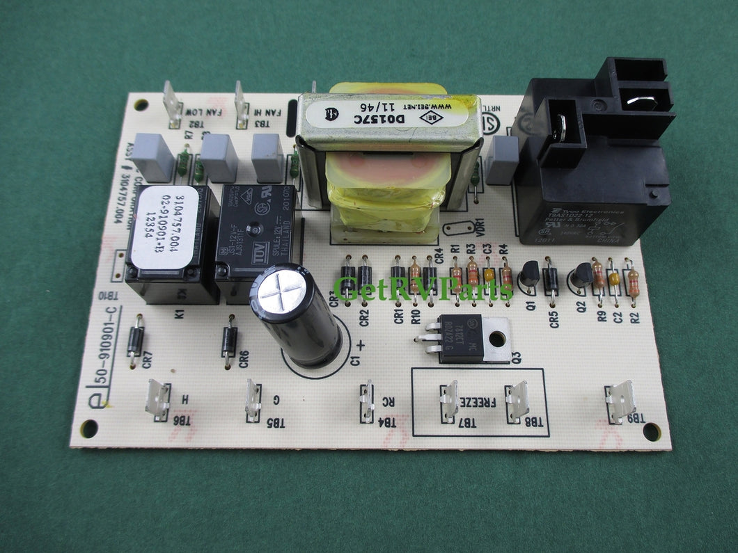 Dometic 3104757004 Air Conditioner Relay Board (Obsolete once gone) - AnyRvParts.com