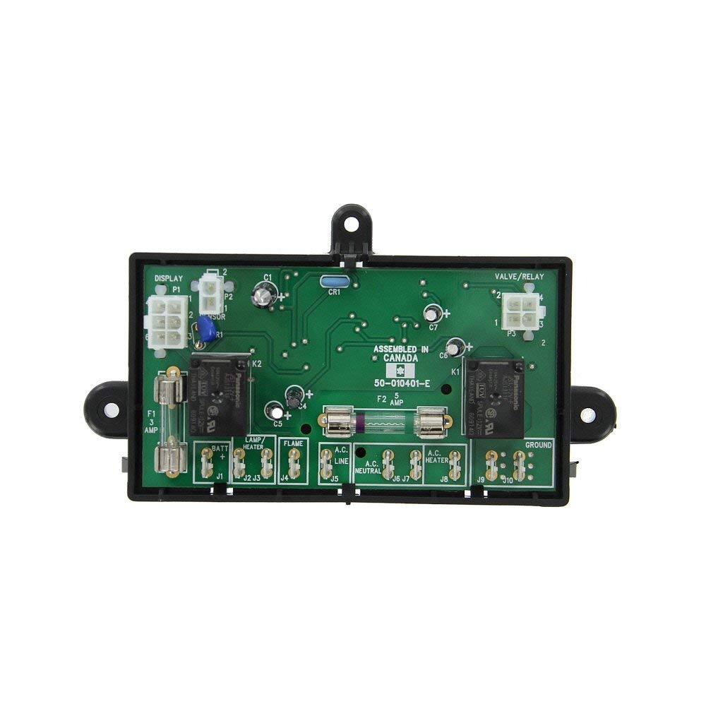 Dometic 3308741002 OEM RV Universal Two-Way Refrigerator Control Board - Propane and Electric Fridge Compatible - Replacement Part - AnyRvParts.com