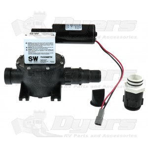 Dometic 385311595 Sealand Vacuflush LPVG Pump Assy (PWY) - AnyRvParts.com