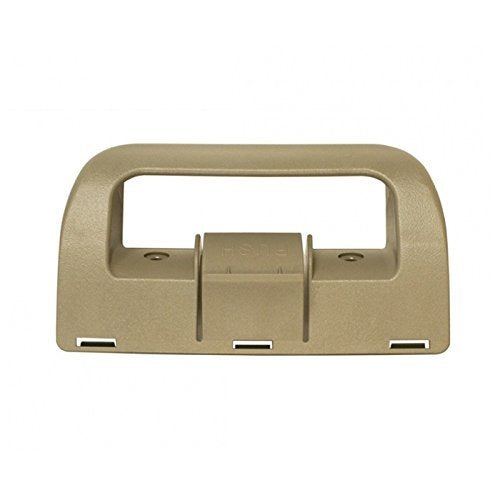Dometic 3851174015 OEM RV Refrigerator Service Door Handle - Fridge Replacement Parts and Accessories - Brown - AnyRvParts.com
