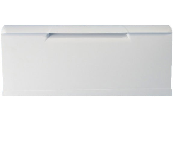 Dometic 2932650019 OEM RV Plastic Freezer Door - Genuine Replacement Part, Small - Polar White - AnyRvParts.com