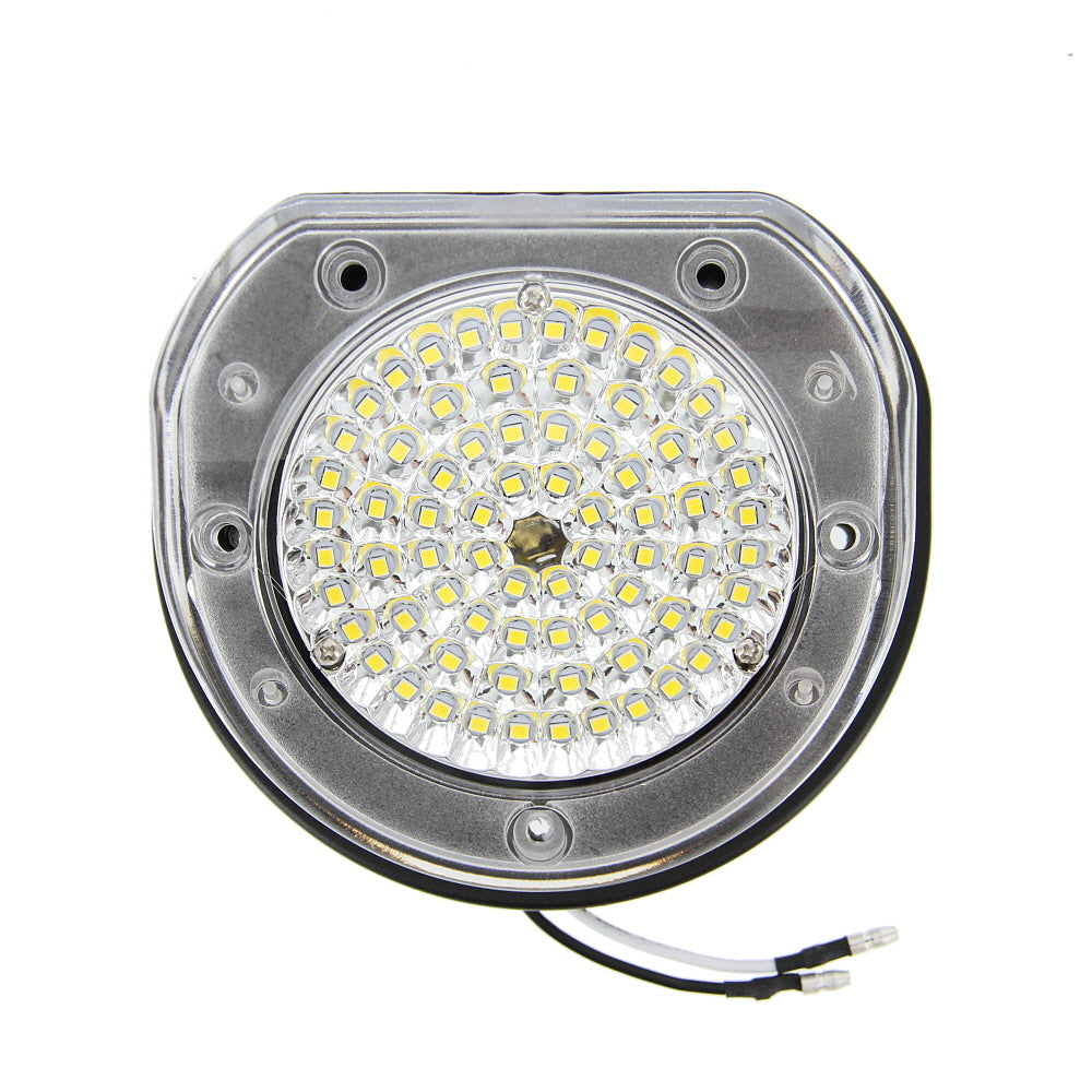Schwalm L8000 OEM RV Surface-Mount Docking Light for Campers - Replacement Part - 12 Volts, 10 Watts, 0.9 Amperes - AnyRvParts.com